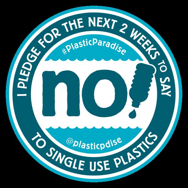 Take the Plastic Paradise Pledge | Plastic Paradise